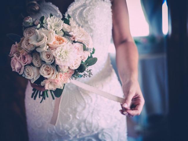 5 modi per personalizzare il bouquet da sposa