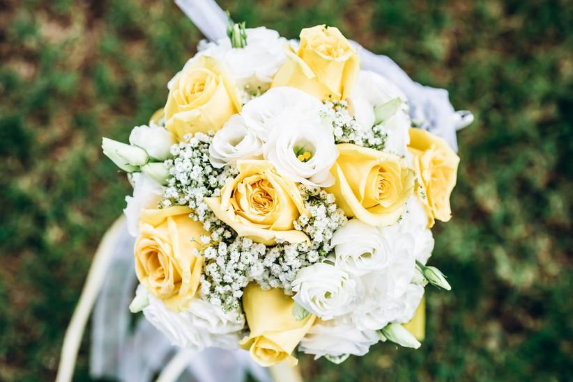 Mazzo Di Fiori 50 Anni.Simbologia Fiori E Colori Del Bouquet Sposa Dal Giorno Del