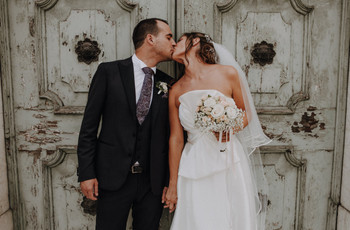 70 citazioni d'amore brevi da usare il giorno delle nozze