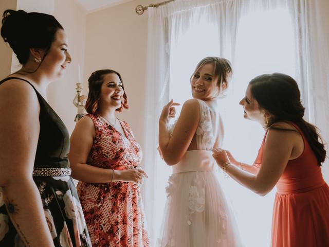 Trucchi per sfoggiare un punto vita perfetto con l'abito da sposa