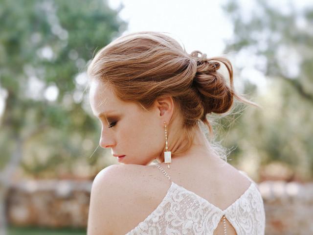Acconciature da sposa estive: 5 idee che vi faranno innamorare!
