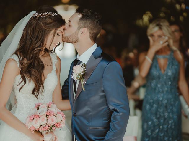 7 foto di coppia che non possono mancare nell'album di nozze