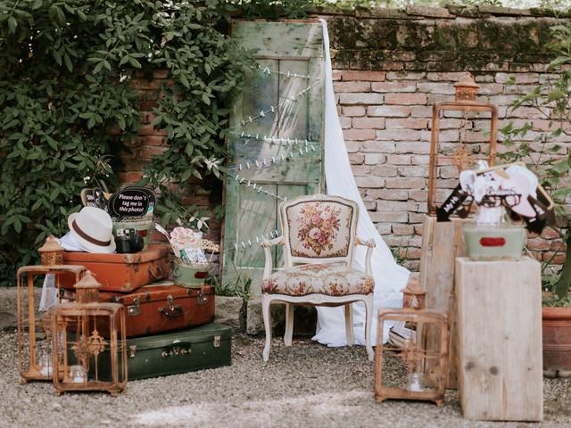 7 idee per il photo booth di matrimonio