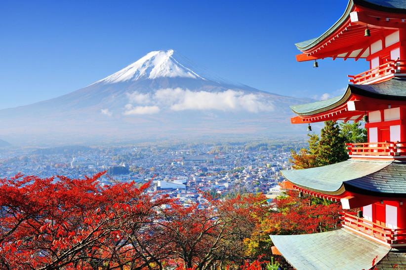dove andare in viaggio di nozze, Giappone