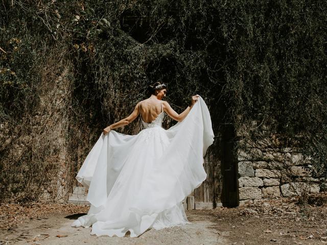 I 7 elementi che aumentano il prezzo dell'abito da sposa