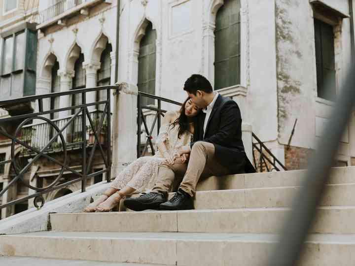 Fase di luna di miele di lunghezza dating
