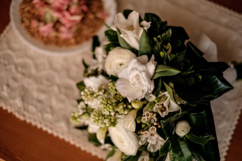 I fiori delle spose