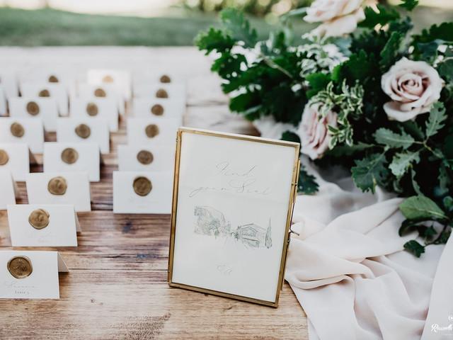 Escort card per matrimonio: un piccolo dettaglio che fa la differenza