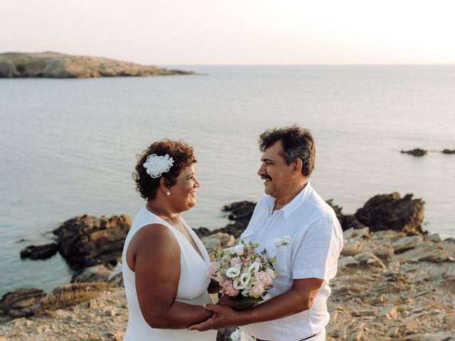 """Rinnovo promesse matrimoniali: come celebrare nuovamente il vostro """"Sì""""?"""