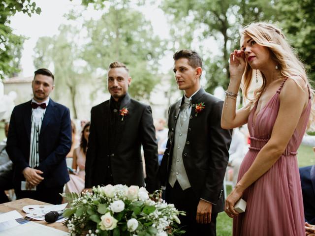 Tutto ciò che dovete sapere sui testimoni del matrimonio civile