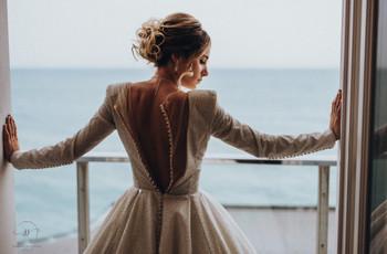 Acconciature da sposa raccolto: 20 idee per rifinire il tuo tuo look!