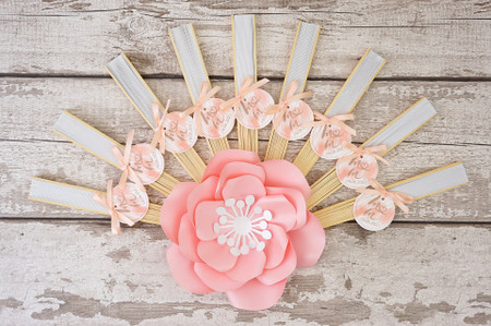Come decorare i ventagli per matrimonio