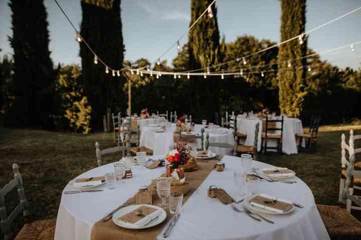 tavoli matrimonio tondi