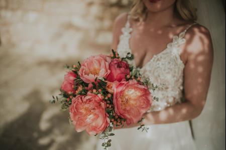 35 decorazioni con peonie per delle nozze a tutto romanticismo