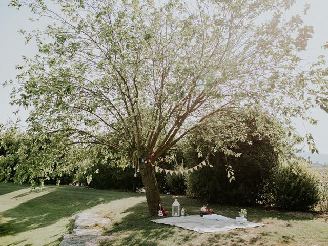 Organizzare un picnic di nozze: un banchetto tutto da gustare!