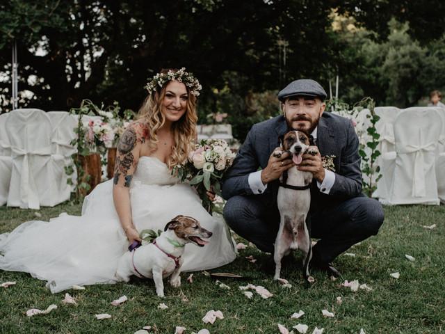 10 foto originali degli sposi che dovreste avere nell'album di nozze