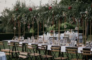 Decorare un giardino per matrimonio: 50 idee per un allestimento glamour