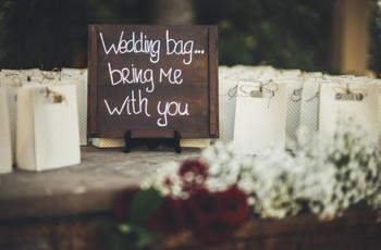 Wedding bag fai da te? Scoprite come realizzarla in modalità low cost!