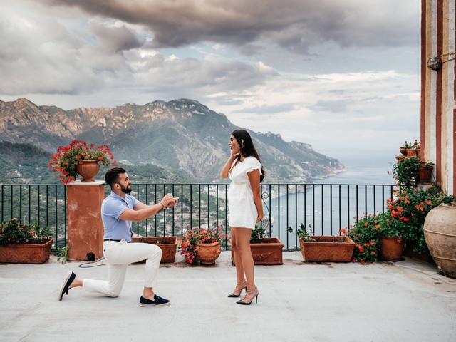 5 anelli di fidanzamento con un tocco d'azzurro
