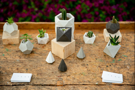 Decorazioni matrimonio con forme geometriche: 7 idee che vi conquisteranno