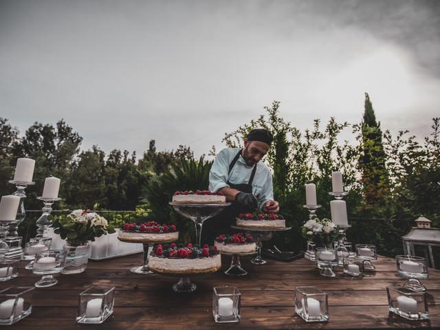 Torta cheesecake: 5 modi per servirla al matrimonio