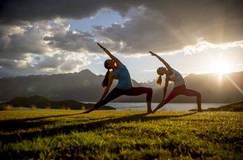 Esercizi di pilates a corpo libero: un ottimo alleato per combattere lo stress da matrimonio
