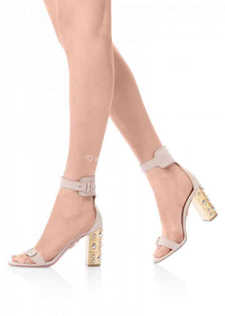 Lucky star sandal, Aquazzura