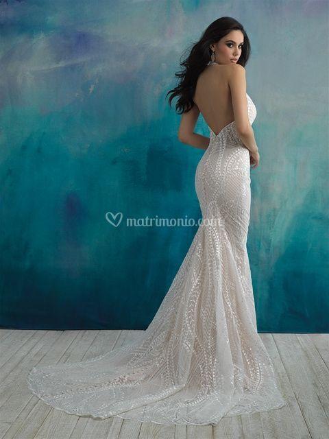 9522, Allure Bridals