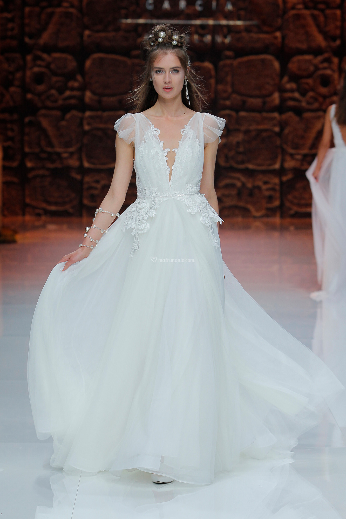 Outstanding Vestido Novia Campestre Sketch - All Wedding Dresses ...