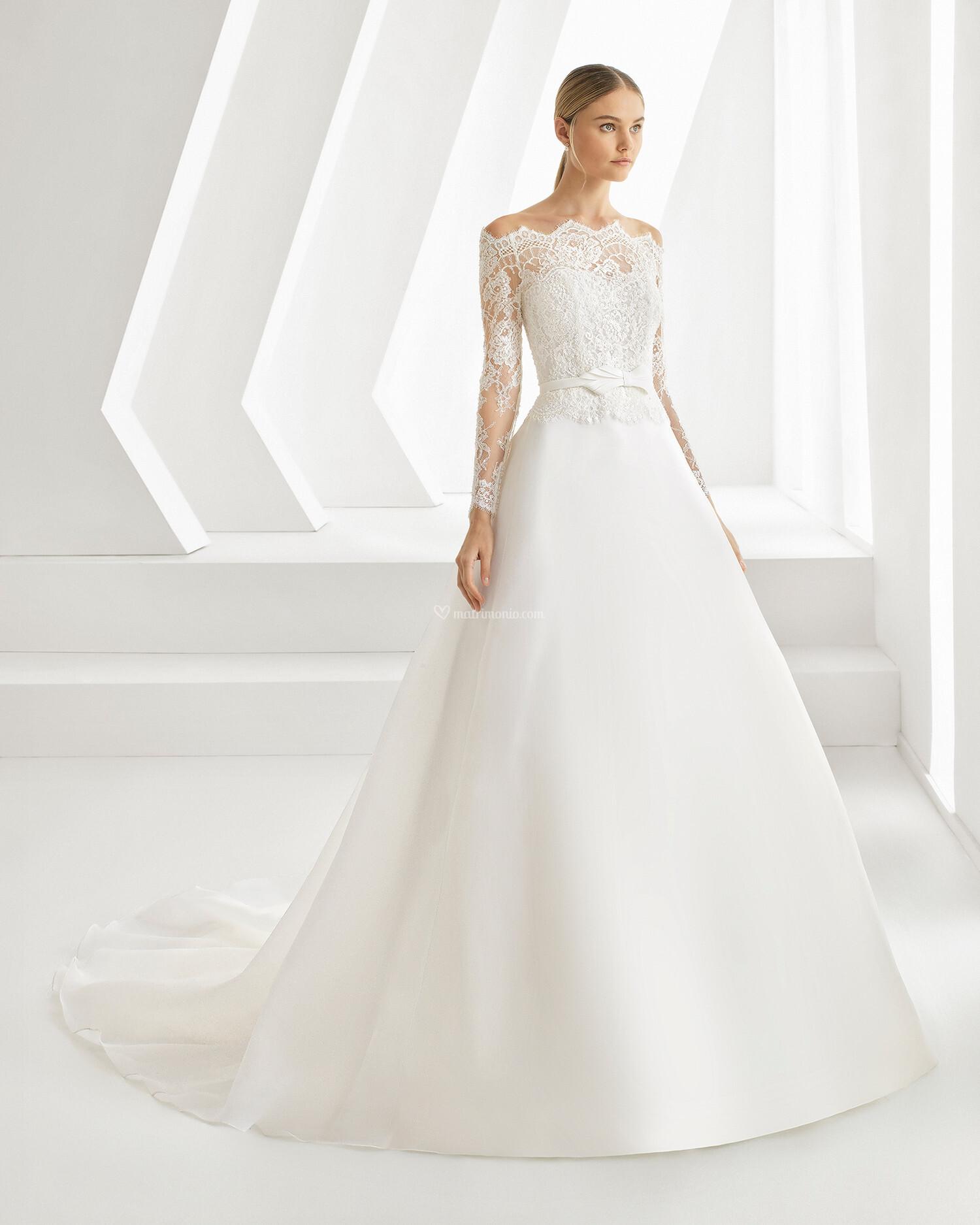 af47448f3cac Abiti da Sposa di Rosa Clará - DONNY - Matrimonio.com
