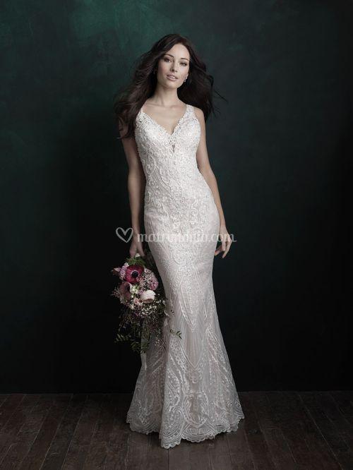 C502, Allure Bridals