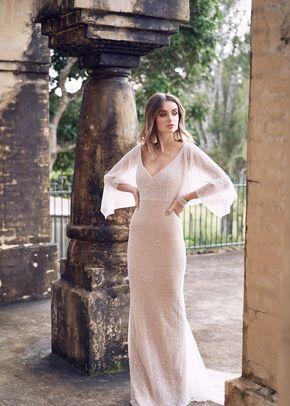 Wanda / Draped Sleeve, Anna Campbell