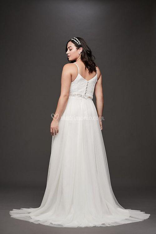 9WG3952, David's Bridal