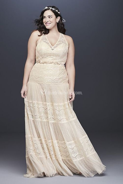 9WG3956, David's Bridal