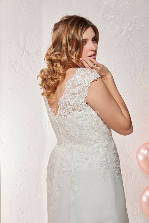 CU 208-10, Curvy By The Sposa Group Italia