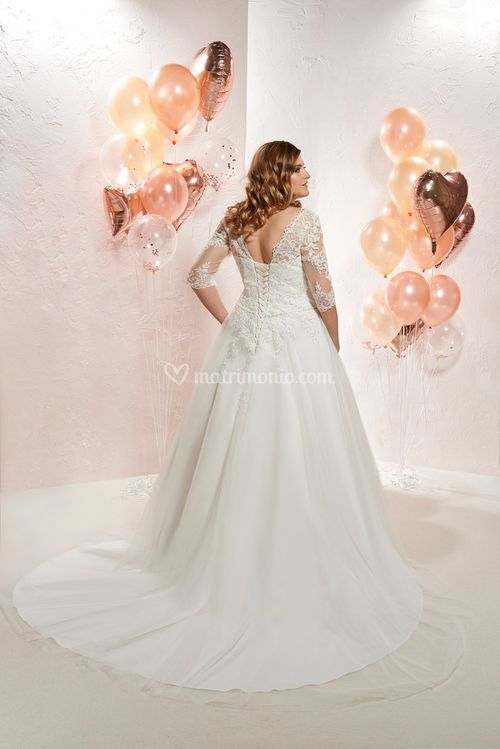 CU 208-08, Curvy By The Sposa Group Italia