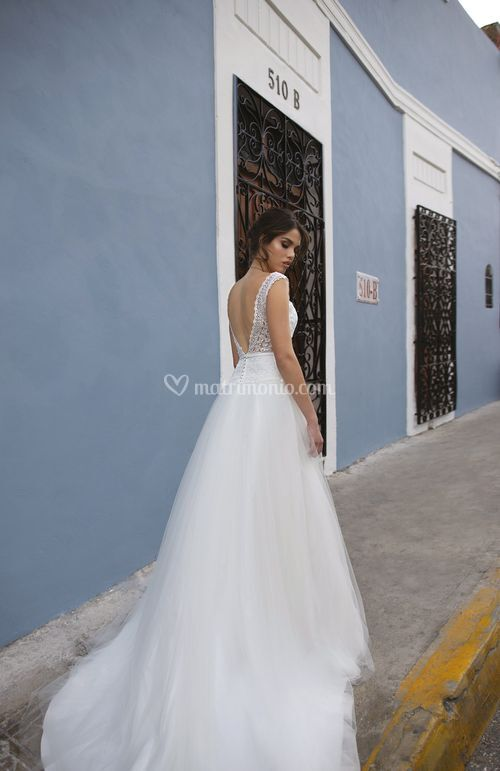 BM115, Boheme from Mikonos By The Sposa Group Italia