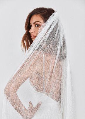 chantilly veil, Grace Loves Lace