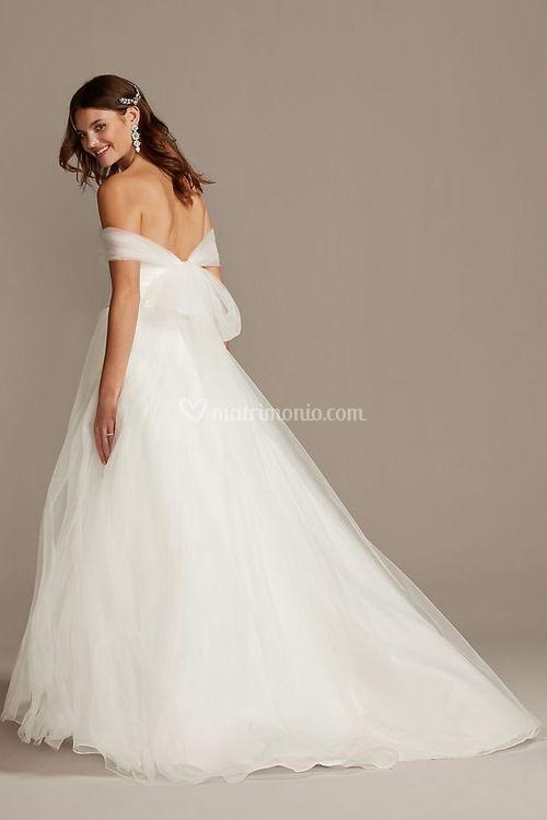 WG3976, David's Bridal