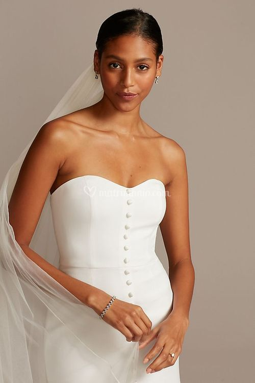 WG3992, David's Bridal