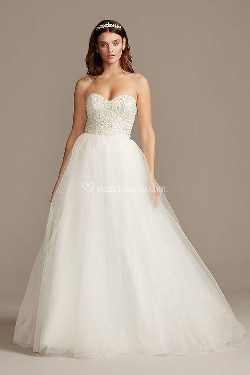 WG3996, David's Bridal