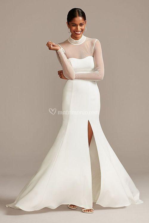 WG3991, David's Bridal