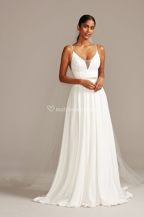 WG3985, David's Bridal