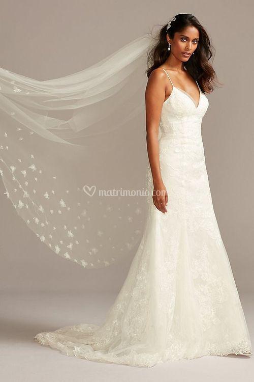 WG3981, David's Bridal