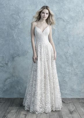 9669, Allure Bridals