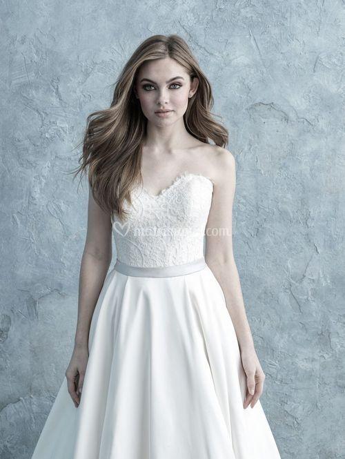9677, Allure Bridals