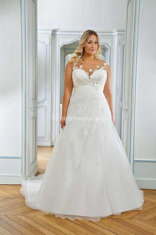 218-16, Curvy By The Sposa Group Italia