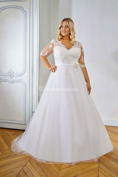 218-13, Curvy By The Sposa Group Italia