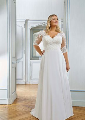218-02, Curvy By The Sposa Group Italia