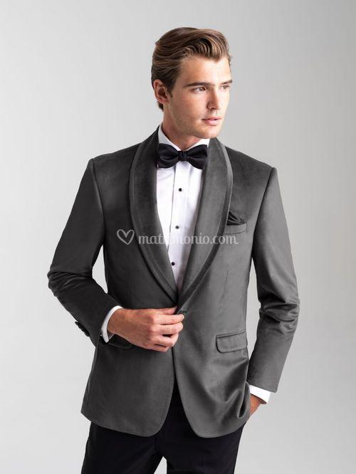 Silver Gray Velvet, Allure Men